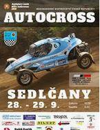 Plakát Sedlčany - AX - 2019