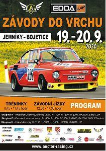 Plakát ZAV Jemníky 2020