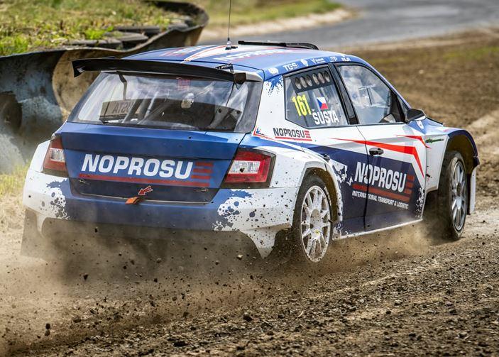Jiří Šusta - Super 1600