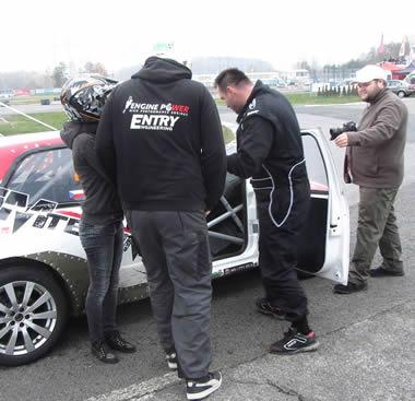 Foto Sosnova sponzorské jízdy