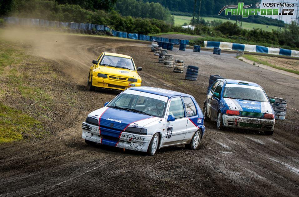 RX Rallycross Cup 2019 - Sosnová